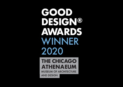 Ivie China won 5 brand designs awards at Good Design® Awards 2020